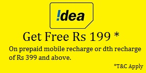 Idea Recharge Offer