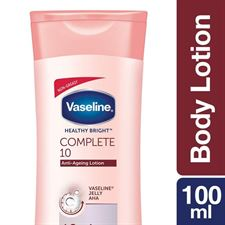 Vaseline Healthy White Complete 10 Body Lotion 100 ml