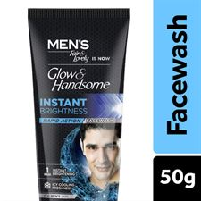 Glow  Handsome Instant Fairness Cream For Mens
