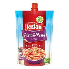 Kissan Sauce Pizza and Pasta 200g POUCH
