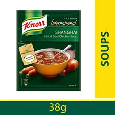 Knorr Shanghai Hot  Sour Chicken Soup 38g