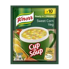 Knorr Instant Sweet Corn Cup A Soup 10 g