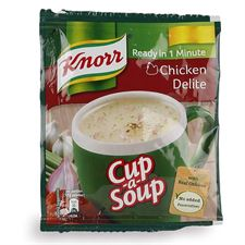 Knorr Cup a Soup Powder - Chicken Delite 10g
