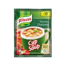 Knorr Instant Tomato Chatpata Cup-A-Soup 14 g