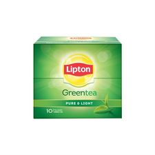 LIPTON GREEN PURE  LIGHT 1.3GX10S TBV