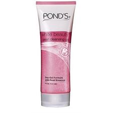 Ponds White Beauty Pearl Cleansing Gel 50G