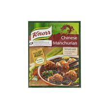 Knorr Chinese Manchurian Gravy Mix Serves 4 55g