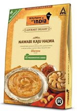 Kitchens Of India - Nawabi Kaju Halwa
