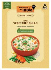 Kitchens Of India - Vegetable Pulao