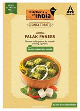 Kitchens of India Daily Treat Ready Palak Paneer 285g