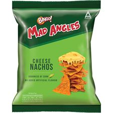 Mad Angles Cheese Nachos Rs. 20