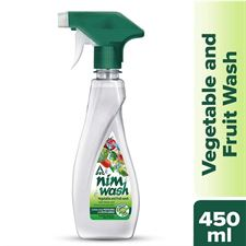 Nimwash Vegetable  Fruit Wash Spray I 450 ml