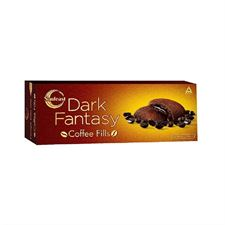 Sunfeast Biscuits Dark Fantasy Coffee Fills 75g