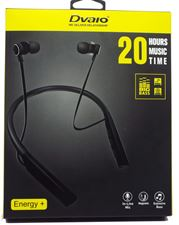 Dvaio Wireless Bluetooth Neckband  20 hours Play Time (Energy)