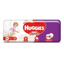 Huggies Wonder Pants Extra Large (XL) Size Diapers 38 Count