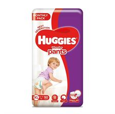 Huggies Wonder Pants Mega Jumbo Pack Diapers Extra Large (XL) Size 90 Count