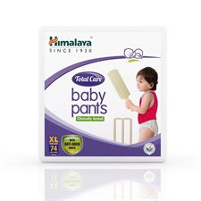 Himalaya Total Care Baby Pants Diapers Extra Large 74 Count