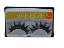 Naked3 Eyelashes (014) for Beautiful Eyes