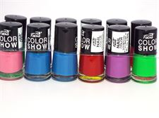 Multi Color Fabia Nail Polish (Set of 6)