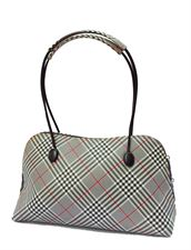 Simple Fiber Ladies Handbag for Casuals  9 to 5 Collection
