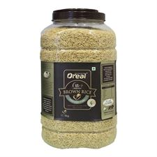 OREAL BROWN RICE 5kg