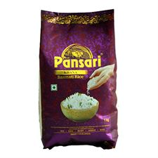 PANSARI ROYAL BASMATI RICE 1KG