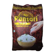 PANSARI ROYAL BASMATI RICE 5KG