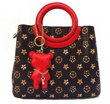 Red Color Short stylish Sling Bag for Ladies