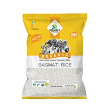 BASMATI RICE PREMIUM POLISHED 1 KG