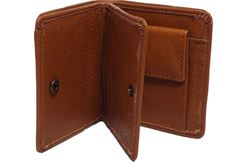 Leather Double layer Wallet for Men