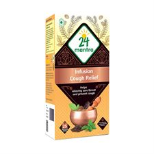 Organic AYURVEDAM COUGH RELIEF(25BAG)
