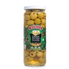 Borges Pitted Green Olives