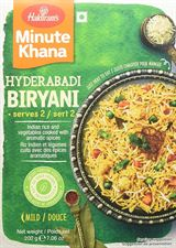 HALDIRAM DOMESTIC RTE HYDERABADI BIRYANI 200