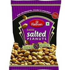 HALDIRAM SALTED NUT MIX (NEW POUCH)   200 GM