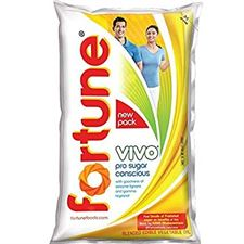 Fortune Vivo Blended Oil 1 Litre Pouch
