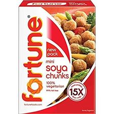 FORTUNE SOYA BARI MINI 200GM