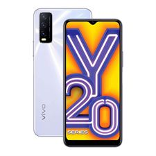 Vivo Y20i (Dawn White, 64 GB)(3 GB RAM)