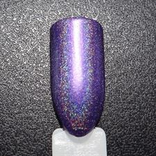 LINEAR HOLOGRAPHIC OTHERWORLDLY NON TOXIC PURPLE NAILPOLISH 10 ML