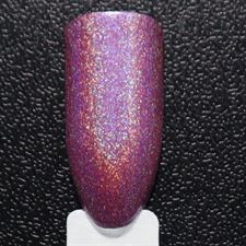 Linear Holographic DRENCHED BLOSSOMS Non Toxic Pink Nailpolish 10 ml